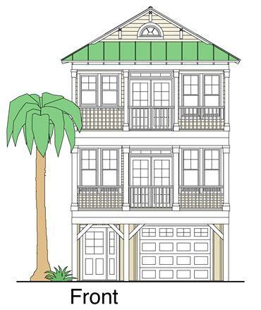 Coastal Home Plans With Elevators Plan So Replica Houses