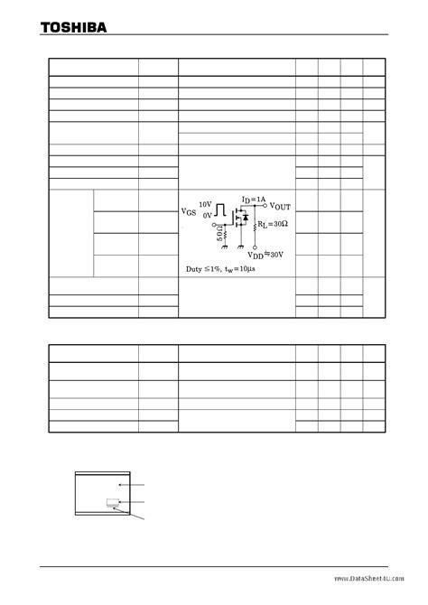 transistor k2961 28 images k2961 datasheet vdss 60v n ch mosfet toshiba sqd50n04 n channel