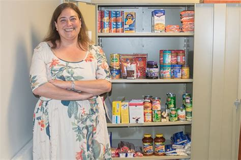 Student Food Pantry by Professor Creates Ung Food Pantry For Students Faculty