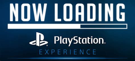 Now Loading now loading playstation experience keynote did sony