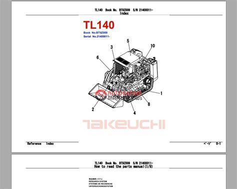 takeuchi wiring schematic repair wiring scheme