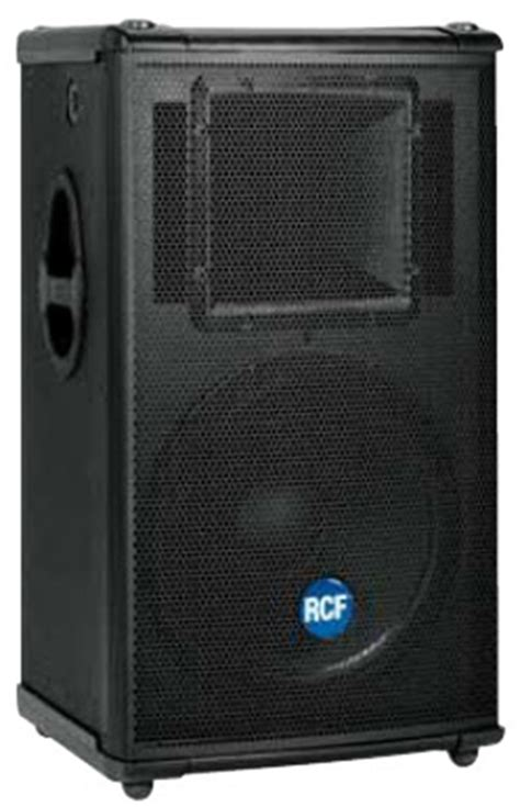 Power Lifier Rcf rcf speakers india