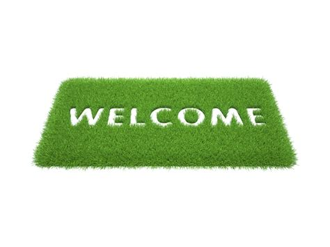 Green Welcome Mat 5 recycling stations which complement your space