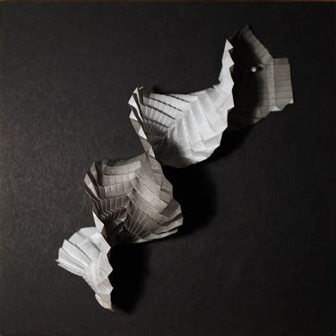 Origami Twist - 187 5 6 17 twist organic origami