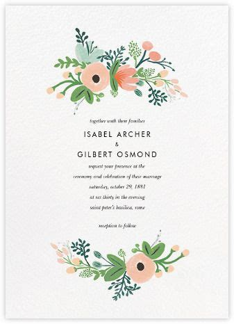 Wedding Invitation Design Company by 17 Best Images About Paper Goods On Fonts