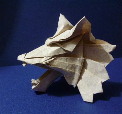wolf origami 17 best images about wolfpack meeting 1 on
