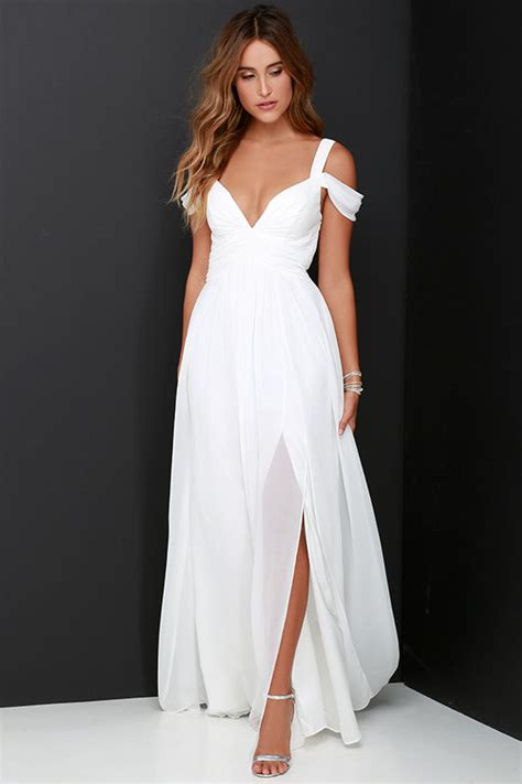 6 Of The Best Black White Inspired Dresses by Ivory Dress Maxi Dress Cocktail Dress Prom