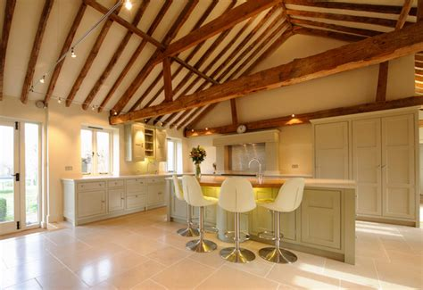 Houzz Homes Floor Plans barn conversion kitchen contemporary kitchen south