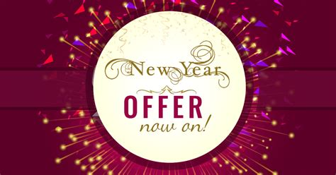 new year deals new year offers 28 images new year offer ribbon stock