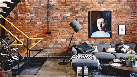 Apartment Living In Melbourne Industrial Loft Style Apartment In A Former Melbourne