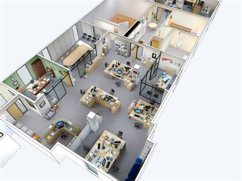 dunder mifflin floor plan 3d floor plan interactive best free home design idea