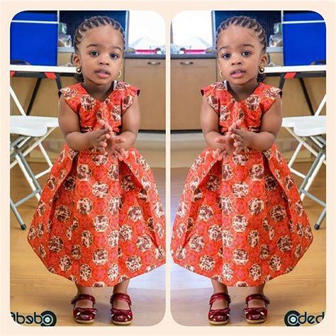 children styles in kamdora kids special ankara looks for your baby girl kamdora