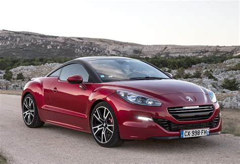 peugeot convertible rcz peugeot rcz coupe 2010 2015 photos parkers