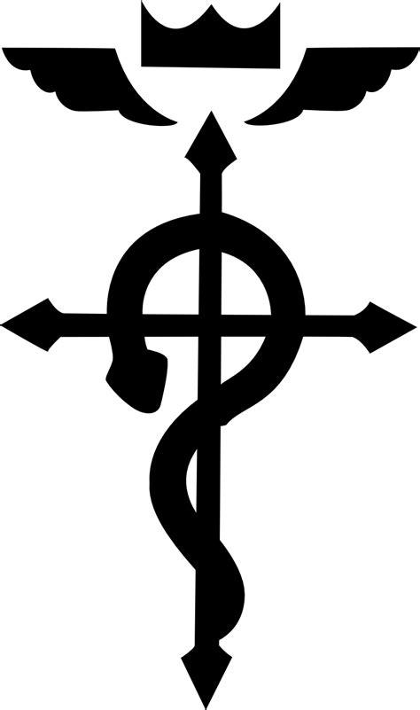 Fullmetal Alchemist Symbols Edward