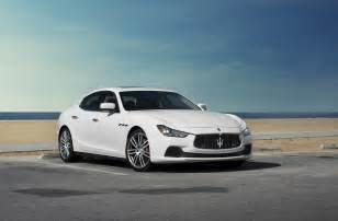 2014 Maserati Ghibli S 2014 Maserati Ghibli S Q4 Front Three Quarters Photo 7