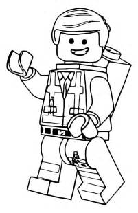 quot lego movie quot coloring pages