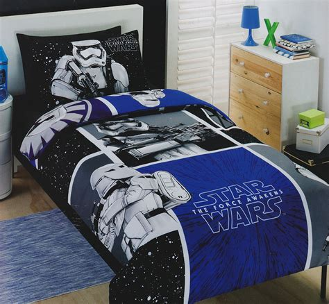 star wars stormtrooper quilt cover set star wars bedding