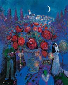Flowers Paradise Ca - best 25 chagall paintings ideas only on pinterest marc