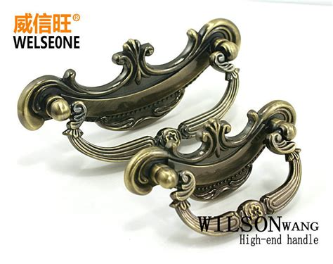 Wholesale Drawer Pulls And Knobs by Wholesale Furniture Handles European Vintage 129 53mm