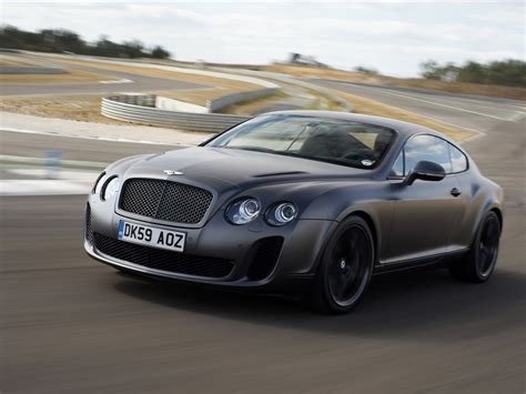 bentley continental supersports wallpapers cool cars