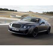 Bentley Continental Supersports  Cool Cars Wallpaper