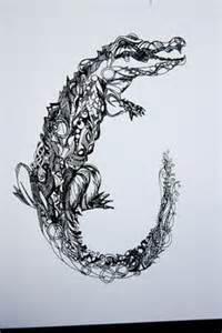 1000 ideas about alligator tattoo on pinterest david