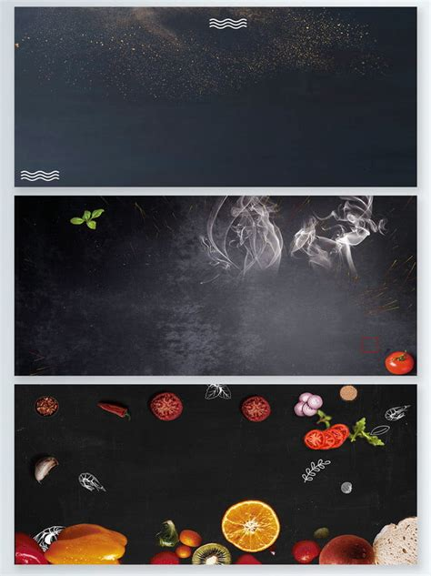 simple atmosphere food promotion board background food