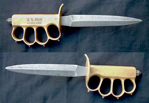 duster knife fustians so sublimely bad knuckle duster knives and swords