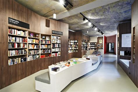 ocelot bookstore and cafe by martina zeyen berlin