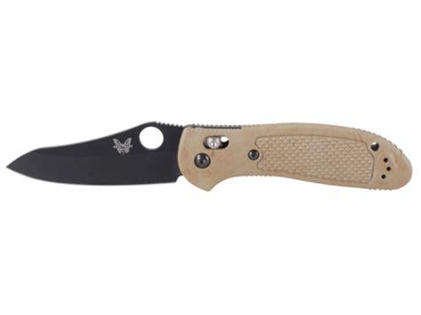 polymer knives benchmade 553 griptilian folding knife 3 45 154cm ss blade