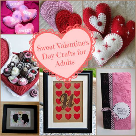 valentines adults 32 valentines crafts for adults crafts
