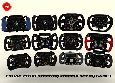 volante formula uno explicando o volante de um f1 gearheadbanger
