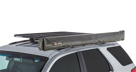 awning products foxwing awning 31100 rhino rack