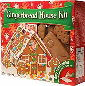 amazon com create a treat gingerbread house kit 1kg