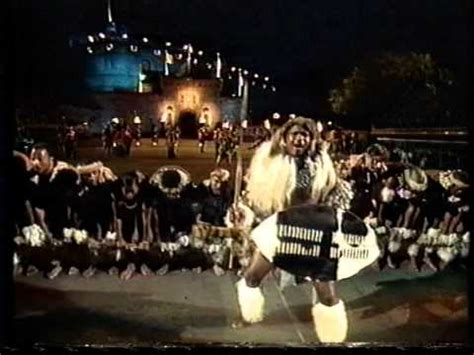 Edinburgh Tattoo Gael | edinburgh tattoo 1996 zulu s the gael last of the