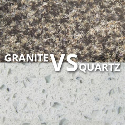 Granite Vs Quartz Countertop by Granite Vs Quartz Which Countertop Is Right For You