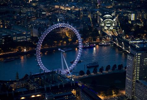 world visits london england at night view look very nice visit england london eye