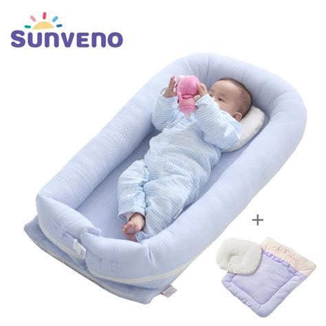 portable infant bed sunveno 0 2 years portable baby bed crib newborn infant