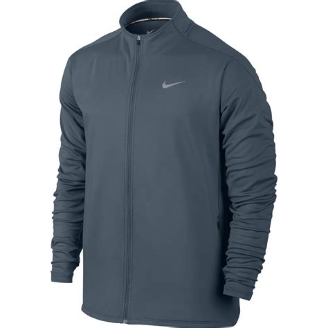 Nike Zipper Jaket wiggle nike dri fit thermal zip ho15 sleeve running tops