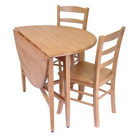 drop leaf kitchen table set light oak finish dining set 42 inch drop leaf table 2 leaves tapered legs ebay