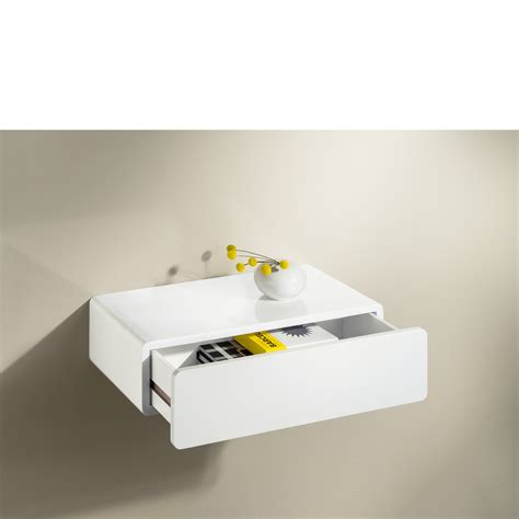 floating shelf with drawer cassy drawer floating shelf 500x250x130mm mastershelf