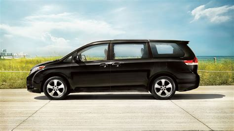 Toyota Town And Country 2013 Toyota Vs 2013 Chrysler Town Country Green