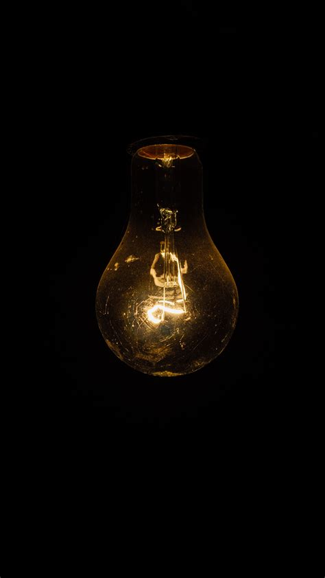 ultra hd light bulb moments wallpaper for your mobile