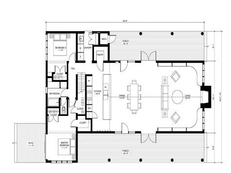 contemporary open floor plans modern farmhouse floor plan modern country farmhouse plans