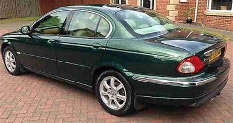 Jaguar X Type Green Jaguar 2003 X Type V6 Se Green Car For Sale
