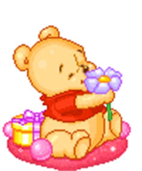 imagenes de winnie pooh bebe con movimiento bilder und animierte gifs von baby pu der b 228 r gifmania