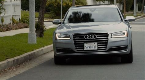 Modern Car 2015 by Audi A8 L D4 Car In Modern Family The Day We Almost Died