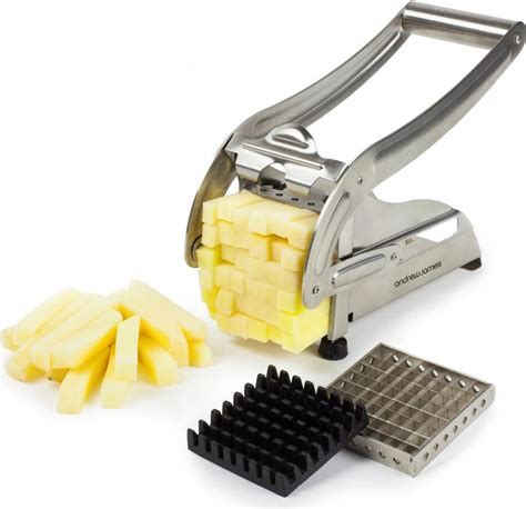 Kentang Slicer andrew potato chipper cutter chopper slicer
