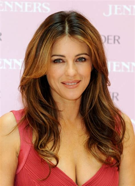 hairstyles with center part and layers 30 cute and classy ways to wear center part hairstyles