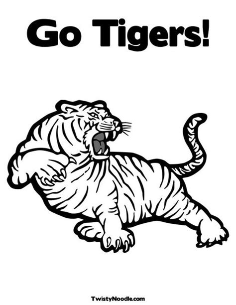 Major League Baseball Mlb Coloring Pages Detroit Tigers Coloring Pages